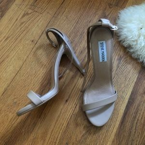 Nude Barely There Pumps